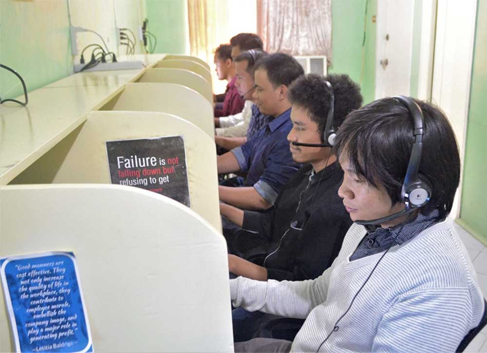 IdeasUnlimited call center operators in Philippines – Providing support services to clients all over the globe