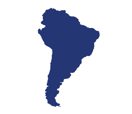 IdeasUnlimited has remote workforce in South America and many other locations