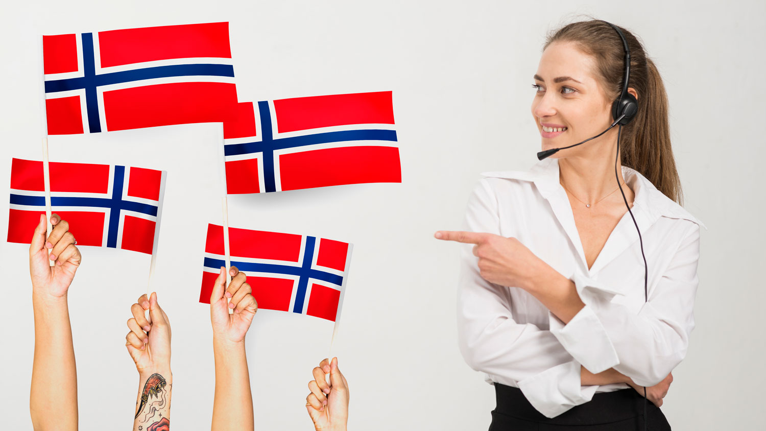 Norwegian Customer Support by IdeasUnlimited