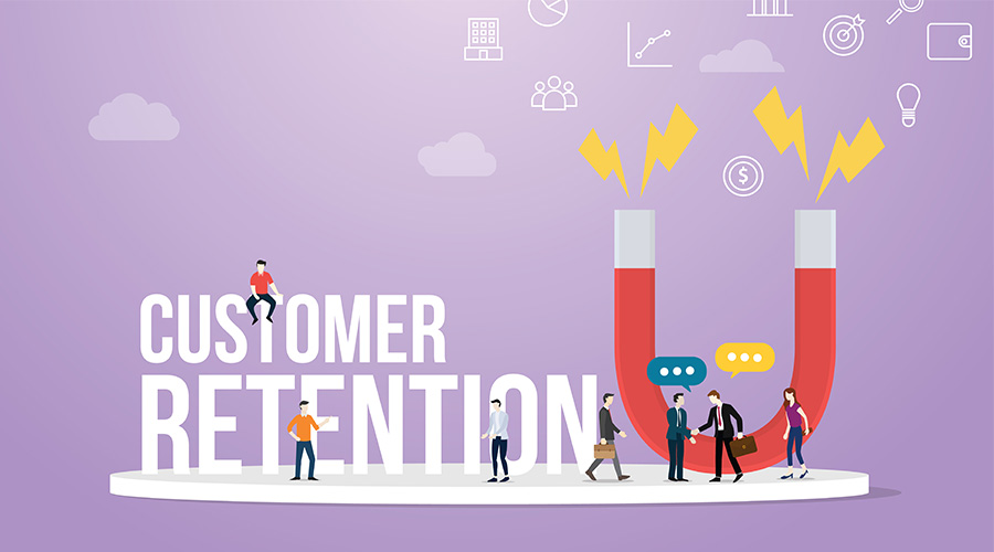 Improve your customer service center for customer retention