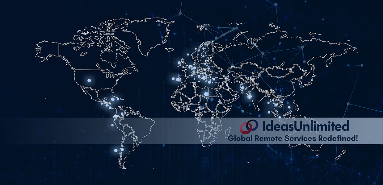 Global Remote Support Services Redefined at IdeasUnlimited