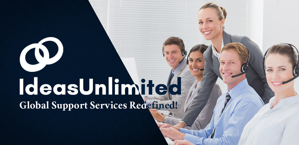 IdeasUnlimited Global Support Services Redefined