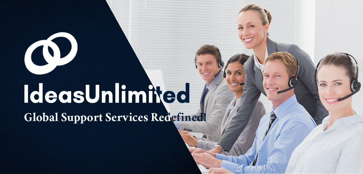 IdeasUnlimited: Global Support Service Redefined!