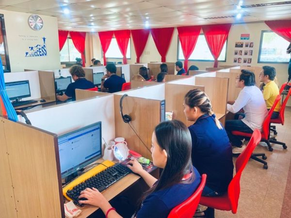 IU's Inbound Call Center Solution in the Philippines